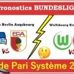 Pronostic Hertha Berlin Augsbourg Bundesliga GRATUIT 30-05