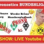 Pronostic Werder Bremen Monchengladbach Bundesliga GRATUIT 26-05