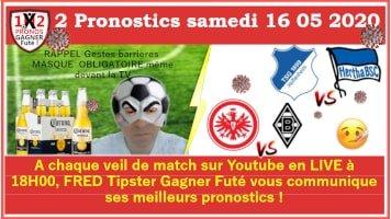2 Pronostics samedi 15 05 2020 Alerte ALGO Gagner Futé de FRED tipster Gagner futé GF WPX200H-min