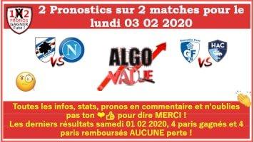 Pronostic Grenoble Le Havre avec statistiques ,,cotes avec Alerte ALGO Gagner Futé,