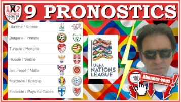 9 Pronostics Ligue des Nations UNL J1 de FRED Tipster Gagner Futé WP-min
