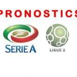 Résultat du pronostics FOOTBALL du dimanche 16-09