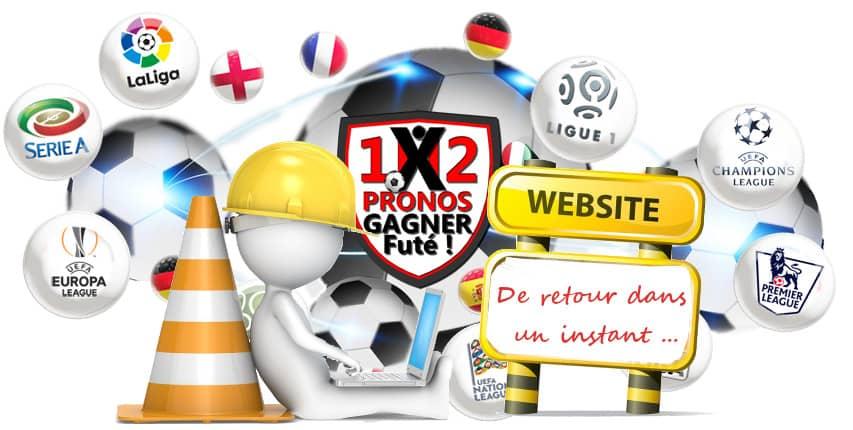 Maintenance du site Gagner Futé