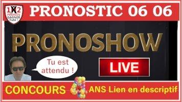 PRONOSHOW LIVE Youtube
