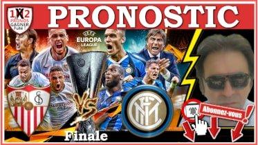 Pronostic FC Séville Inter Milan Ligue Europa Finale GRATUIT 21-08