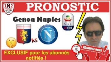 Pronostic Genoa Naples Serie A GRATUIT 08-07 Pronostics Football de Fred Tipster Gagner Futé WPx200H-min