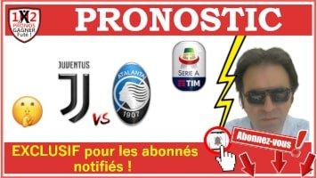 Pronostic Juventus Atalanta Serie A GRATUIT 11-07 Pronostics Football de Fred Tipster Gagner Futé WPx200H-min