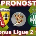 Pronostic Lens Saint-Etienne en Ligue 1 GRATUIT de FRED Tipster FOOTBALL Gagner Futé Youtube 03 10 2020