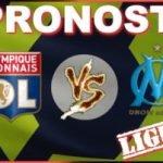 Pronostic Lyon Marseille Ligue 1 GRATUIT 04-10