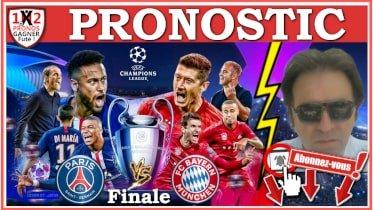 Pronostic Paris Saint-Germain Bayern Munich Ligue Champions Finale pour vos paris sportifs football de Fred Tipster Gagner Futé wp-min