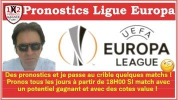 Pronostic jeudi 27 02 Ligue EUROPA Alerte ALGO Gagner Futé de FRED tipster Gagner futé GF x200-min