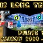 Pronostics PARIS LONG TERME PLT saison 2020 2021 Ligue des champions et BONUS de FRED Tipster Gagner Futé
