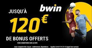 Bonus Bwin 120 euros