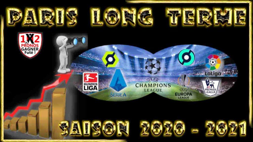Paris Long Terme 2020-2021